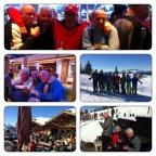 Skifreizeit der Abteilung AH des SV Elz führte zum Jubiläum nach Flachau