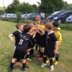 Letzte F-Jugend Runde für die wilden gelben Löwen