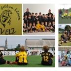 Wilden gelben Löwen verabschieden sich aus der F-Jugend