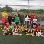 Kreissparkasse Limburg unterstützt die Jugendarbeit beim SV Elz
